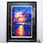 絵画・リトグラフ買取ります。<BR>クリスチャンラッセン・ヒロヤマガタなど<BR>販売元の証明書や保証書は必ずお持ちください。。