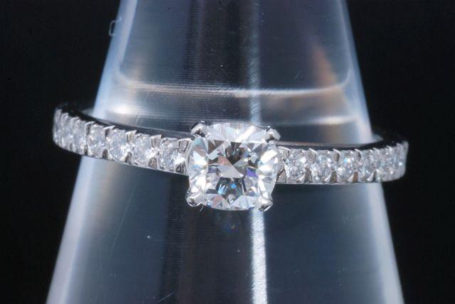 competitive price 98f96 7afa1 ティファニー ノヴォ ダイヤモンド リング PT950 スクエア ...